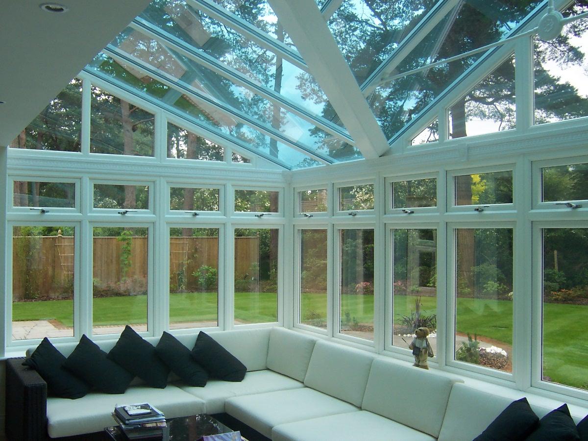 Conservatories orangeries headway windows doors for Windows doors and conservatories